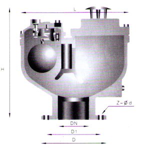 高壓復合式排氣閥